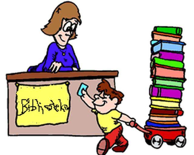 Zwrot książek do biblioteki